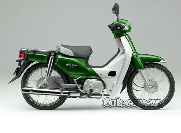 cub 82 xanh reu